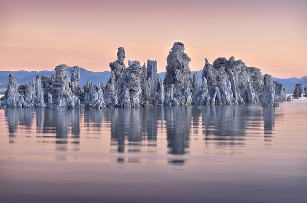 Yosemite & Mono Lake California Oct11